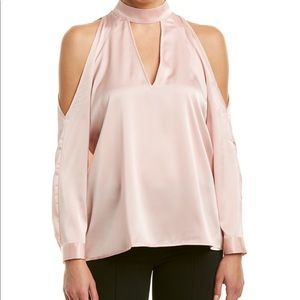 Yumi Kim Hot & Cold Silk Blouse